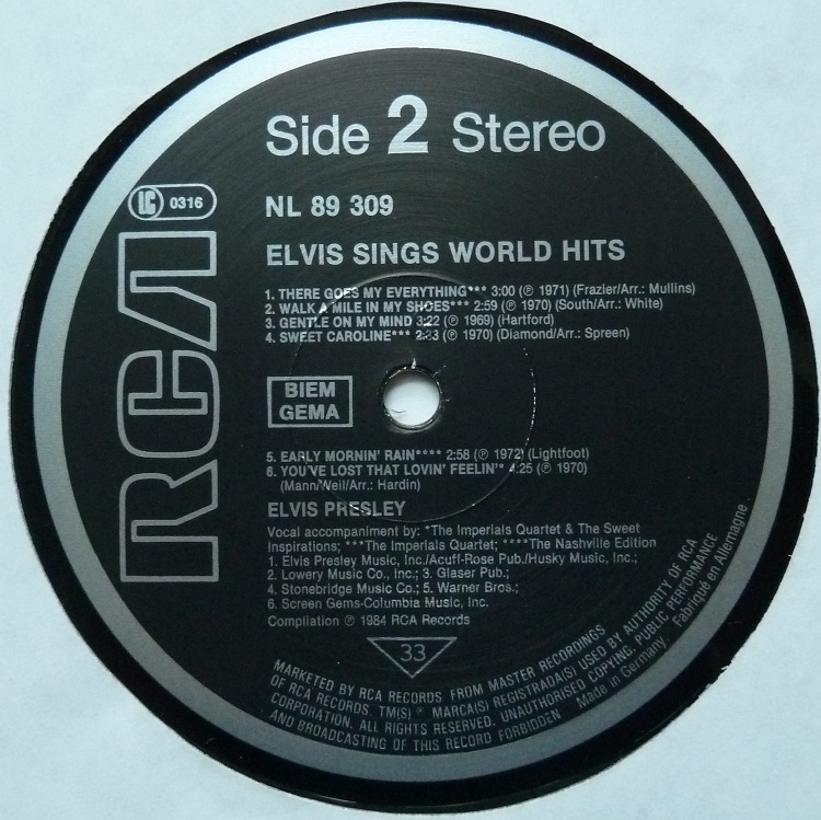 ELVIS SINGS WORLD HITS Worldhitslabel2ijpfa