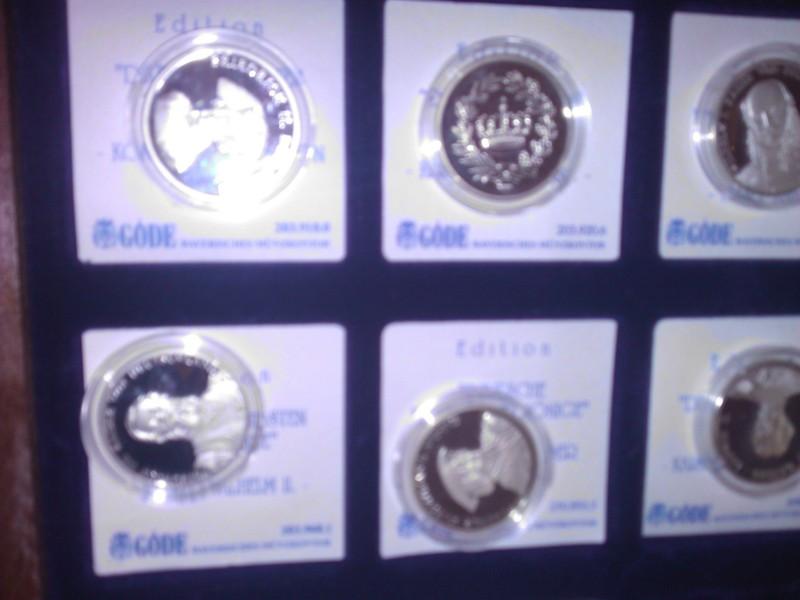 Münzsammler Hier Frage Wegen Verkauf Von Münzen