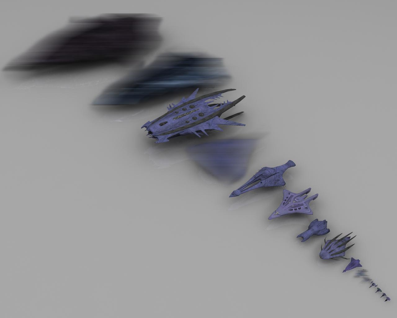 [Idée Refusée] Vaisseau Wraith - Page 2 Wraith_fleet_completec4al