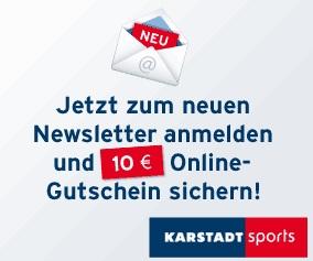 Anzeige Karstadt sports