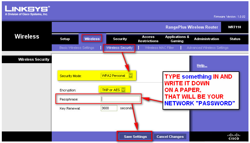 WRT Firmware Upgrade - Linksys Community