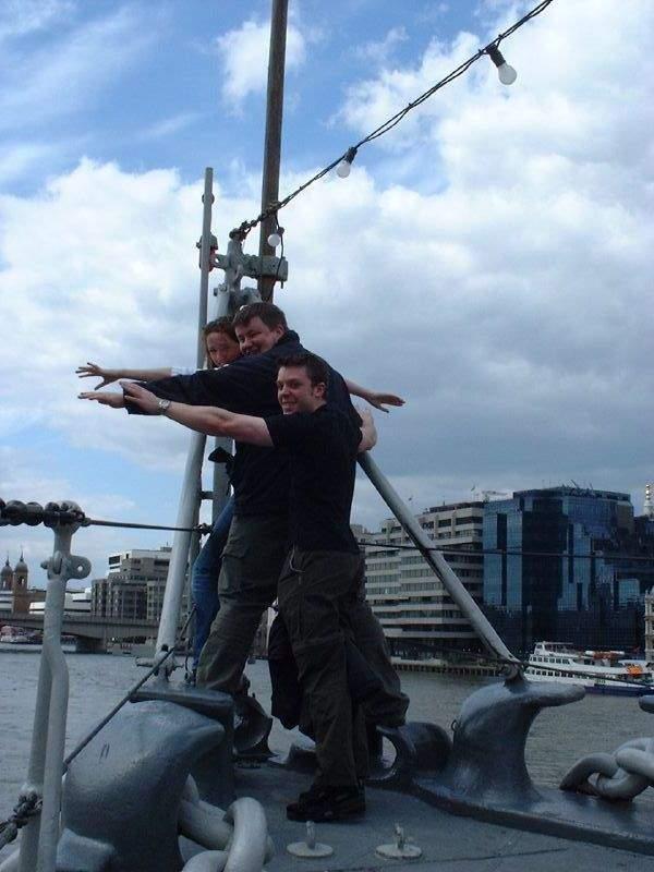 Prawie jak Titanic 24