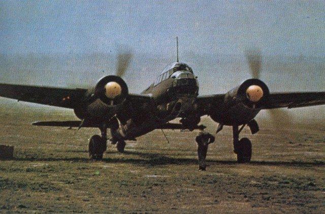 Samoloty z okresu II wojny światowej 198