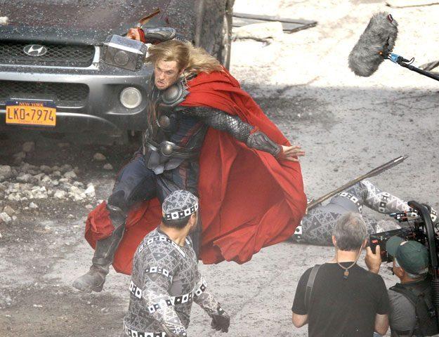 """The Avengers"" od kuchni 24"