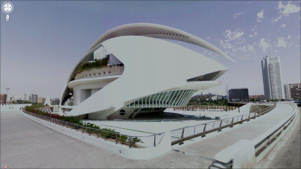 Nietypowe sceny z Google Street View 17