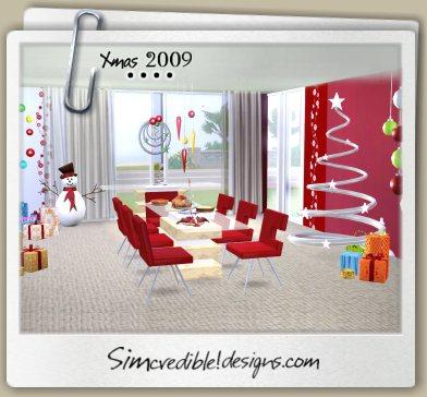 Download weihnachtliche downloads f r eure sims auf for Meine wohnung click design download