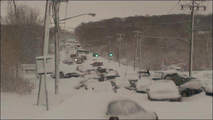 Ameryka pod śniegiem 2