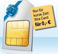 Xtra Card kostenlos bestellen
