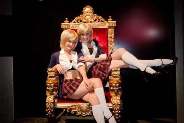 Hostessy z E3 2011 20
