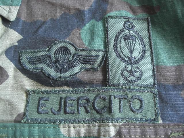 Uruguayan camouflage Y04524ef