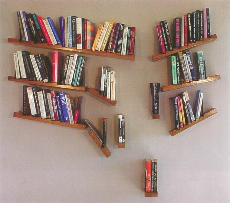 Pomysły na domową biblioteczkę 17