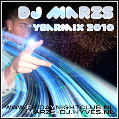 Yearmix 2010 Mixed By Marzs