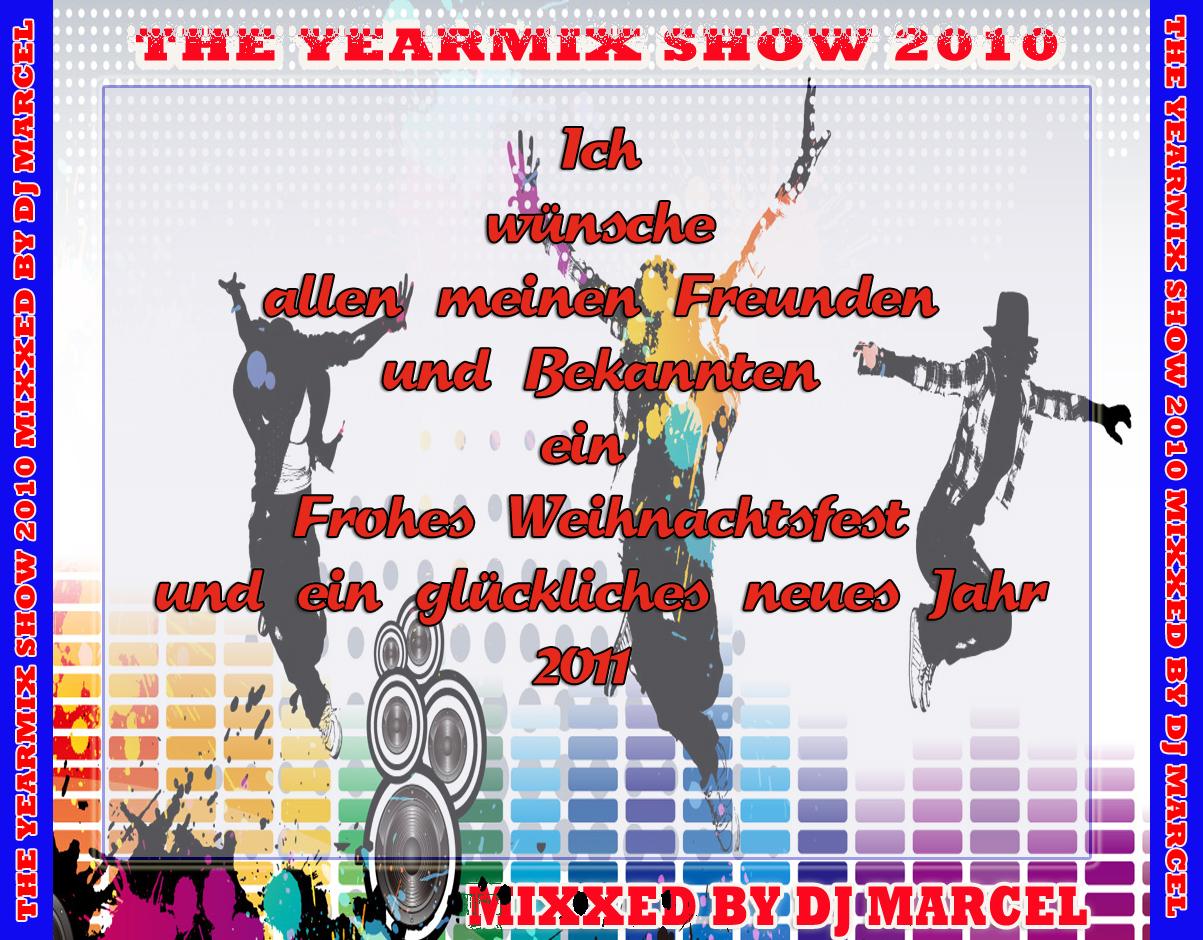 DJ Marcel pres. The Yearmixshow 2010
