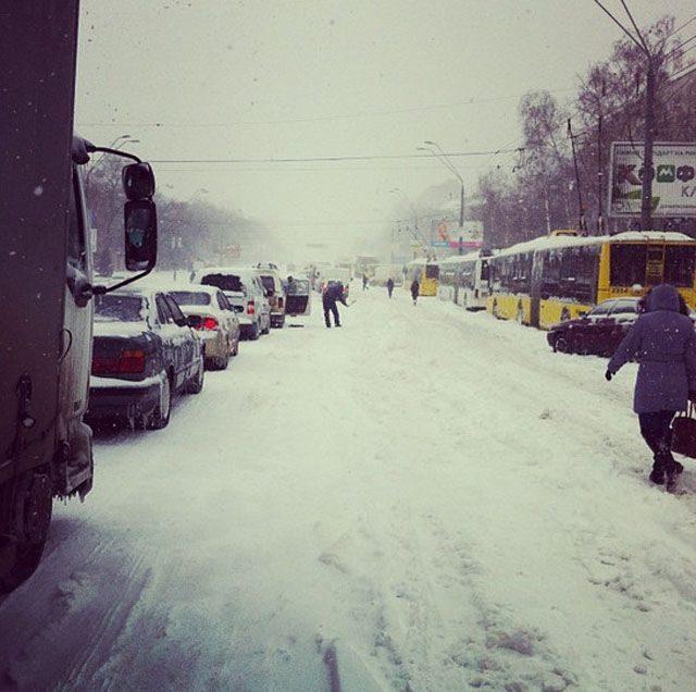 Atak zimy na Ukrainie 39