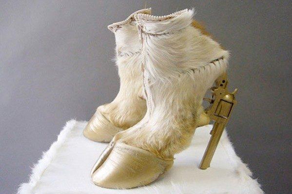 najdziwniejsze buty #3 18
