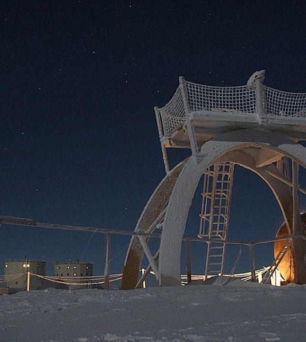 Stacja antarktyczna Concordia 20