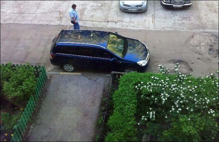 Myśl jak parkujesz 4