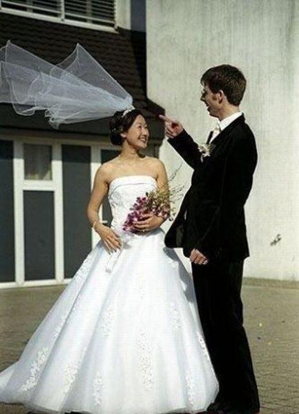 Zabawne zdjęcia ślubne #3 12