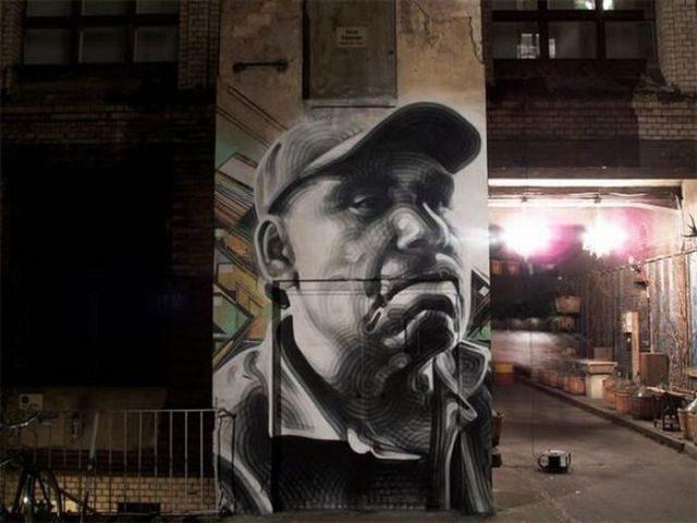 Portrety graffiti 10