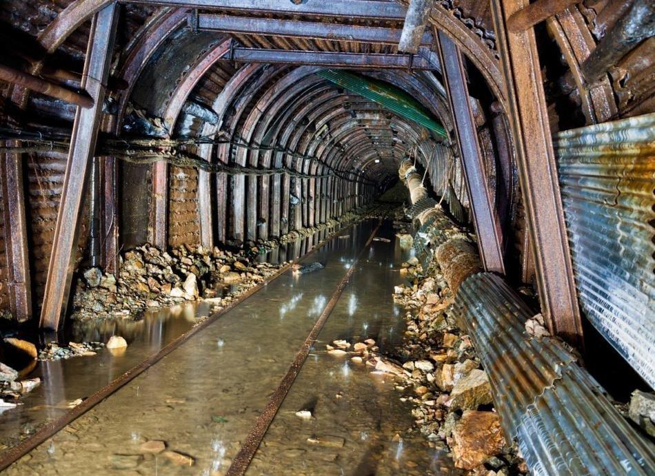 Opuszczone kopalnie 17