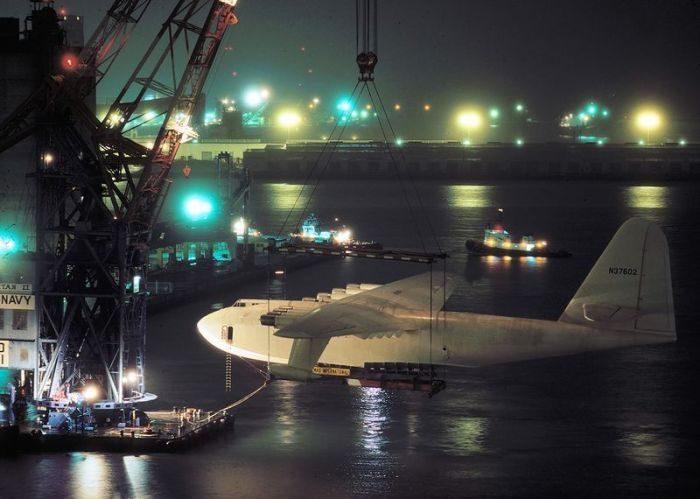 Największy hydroplan 23