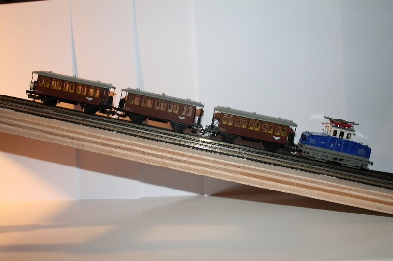 Fleischmann Zahnradbahn Zahnradbahn_h0_2knk91