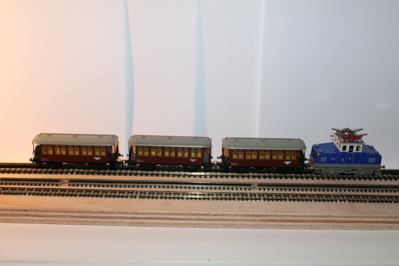 Fleischmann Zahnradbahn Zahnradbahn_h0_4gzky6