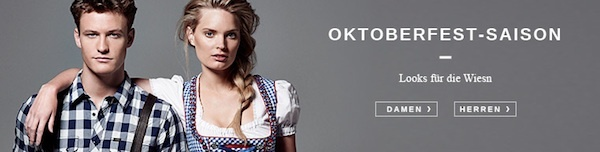 Zalando Oktoberfest AFFWIESN
