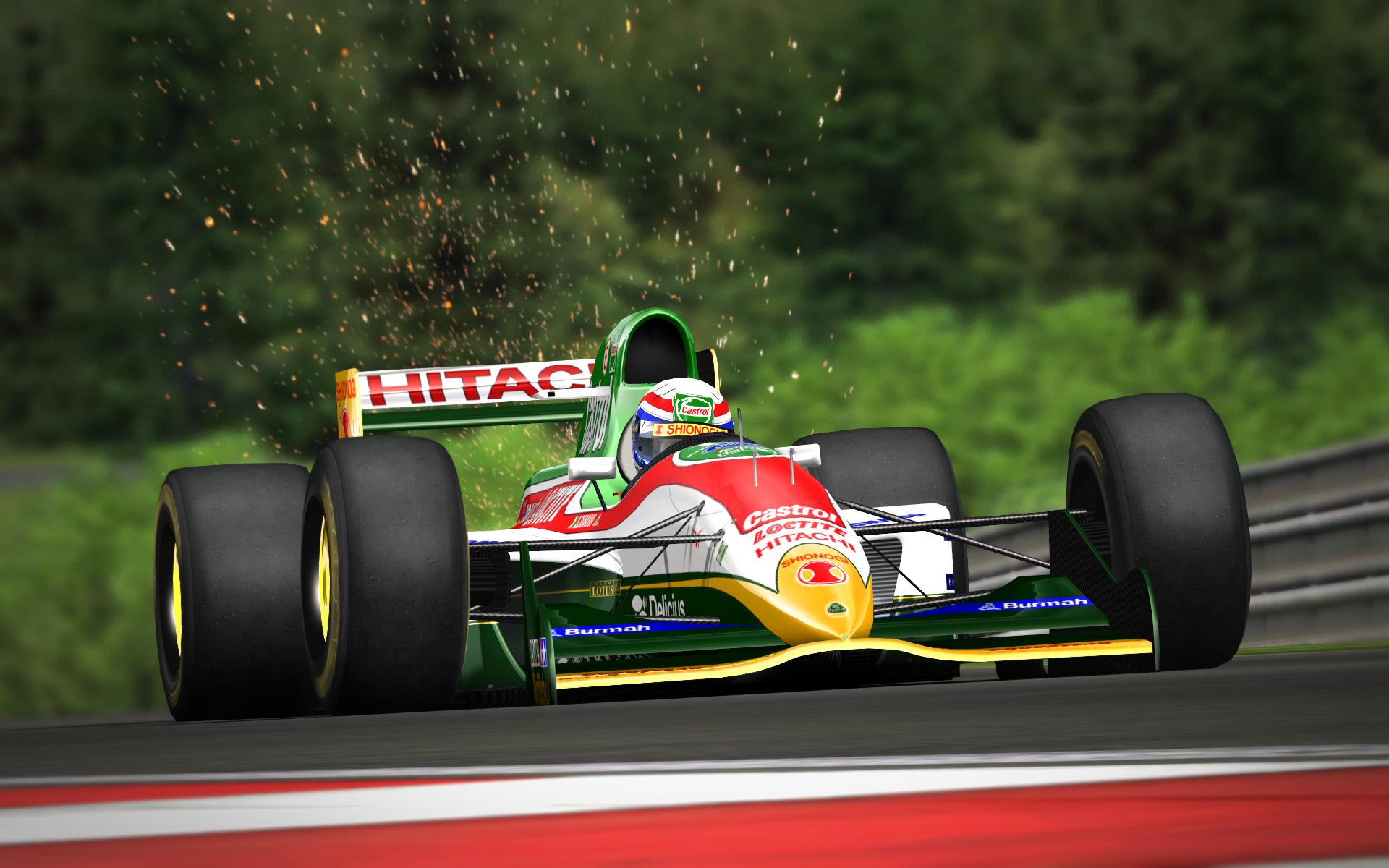 Rfactor F1 1993 >> more than just pixels: [rF] F1 1993 Zanardi Spa