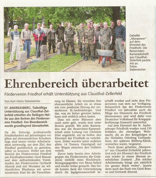 Verein zur Förderung des Friedhofes Zeitungffv2_newfkla