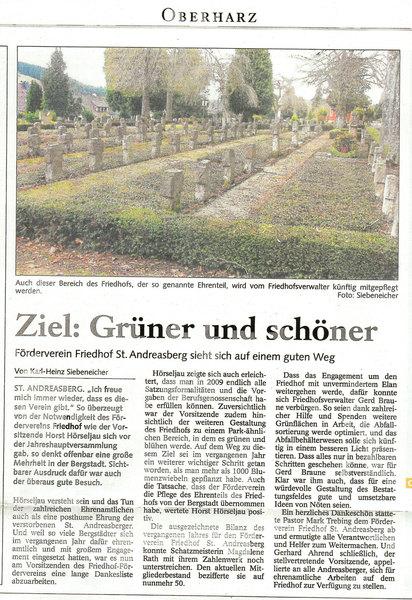Verein zur Förderung des Friedhofes Zeitungffv8rkys