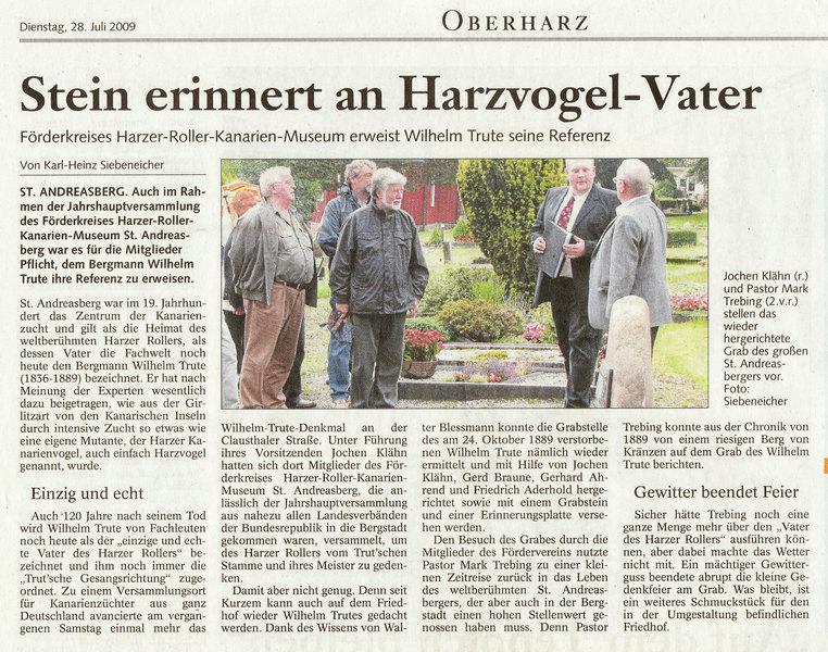 Verein zur Förderung des Friedhofes Zeitungffv90jbv