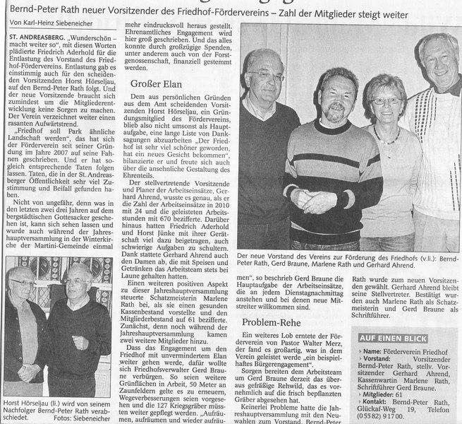 Verein zur Förderung des Friedhofes Zeitungfrderverein1_nedju3