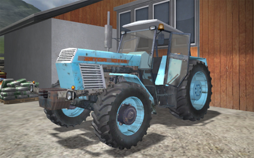 Zetor Crystal Blue & Red (MP)