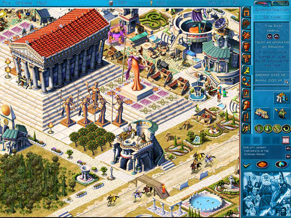 zeus and poseidon pc game how to send out troops