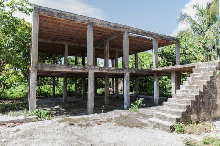 Opuszczone wyspy kolumbijskiej mafii 33