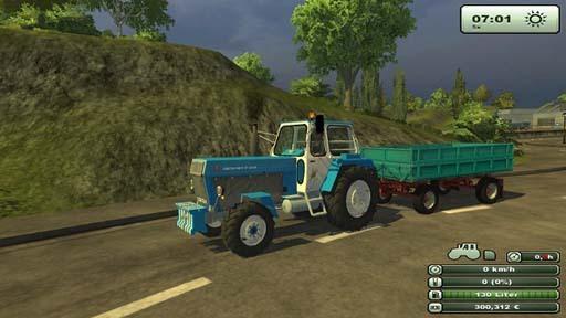 ZT 303 V 1.0 Blau