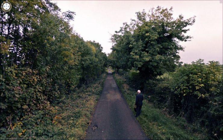 Najdziwniejsze zdjęcia z Google Street View #3 16