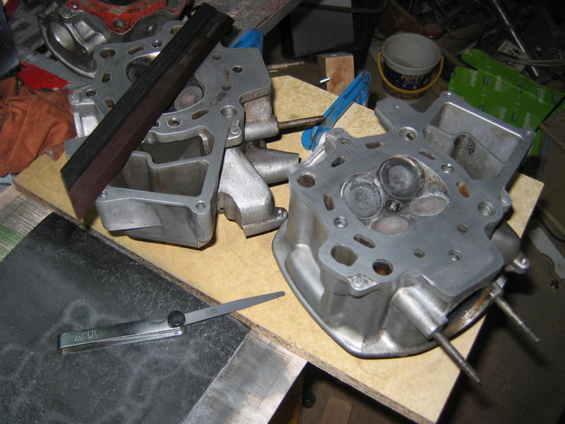 Zylinderkopfdichtung wechseln ohne Motorausbau Zylinderkoepfeundhaarq0oaa