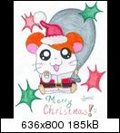 Euer Desktop - Seite 3 Merry_hamtaro_christm42fuj