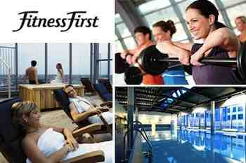 DailyDeal Fitness First