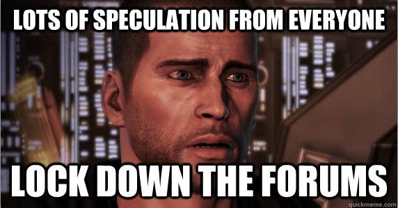 Mass Effect 3 Spoiler Thread Lots Of Speculation From