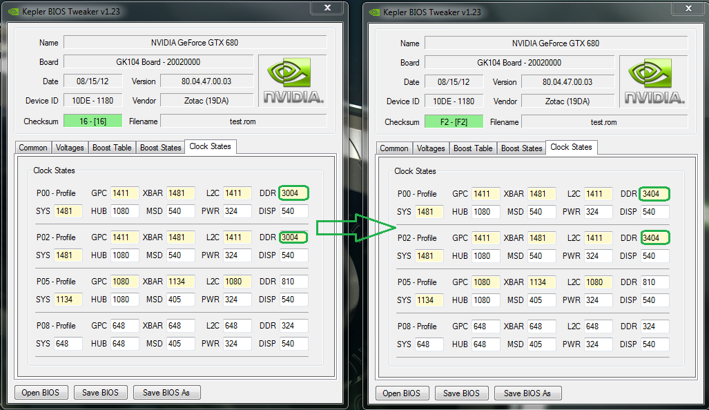 GTX 600 Series Unlocked Voltage Bios' downloads and tools  - Page