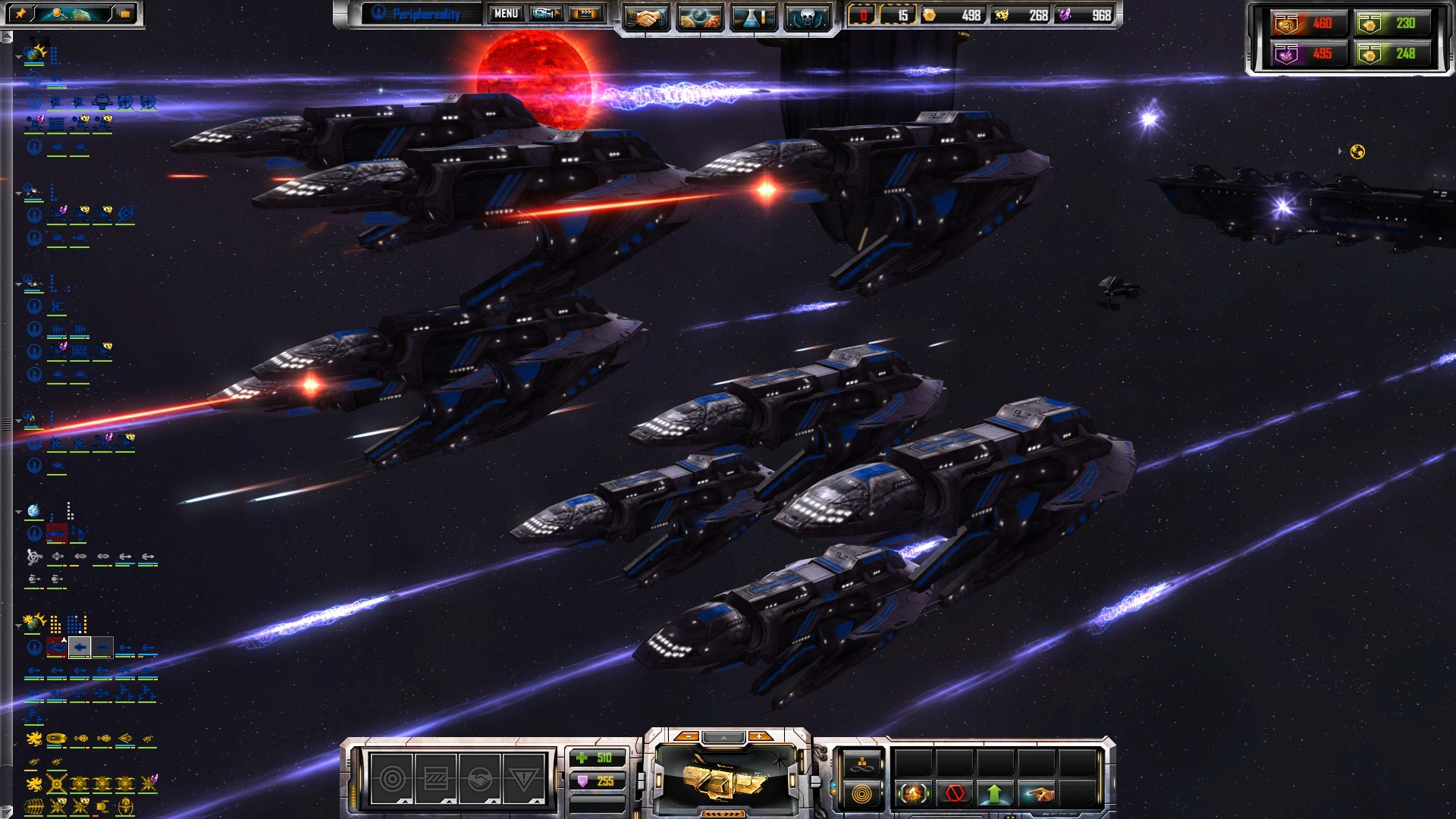 100 Best Games Like Sins of a Solar Empire: Rebellion of ...