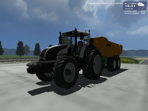 Valtra T 202 Direct V2.1 AP