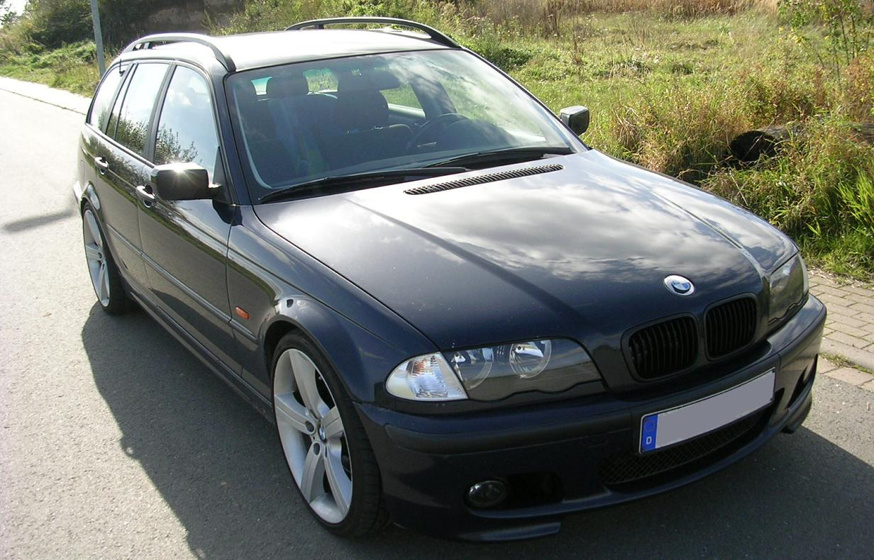 e46 touring 19zoll style 199 3er bmw e46 touring. Black Bedroom Furniture Sets. Home Design Ideas