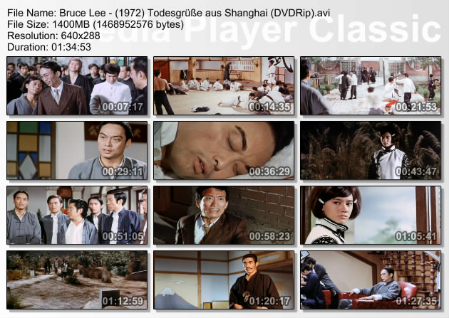 Bruce Lee Collection Dvdrip German English Ac3 Xvid Gibsy