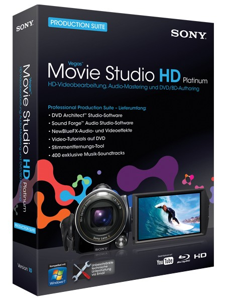 sony vegas pro torrent download
