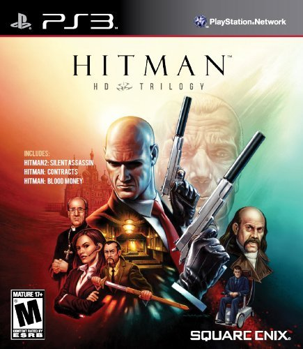 Hitman Trilogy Hd Is Coming In January Cover Premium Edition
