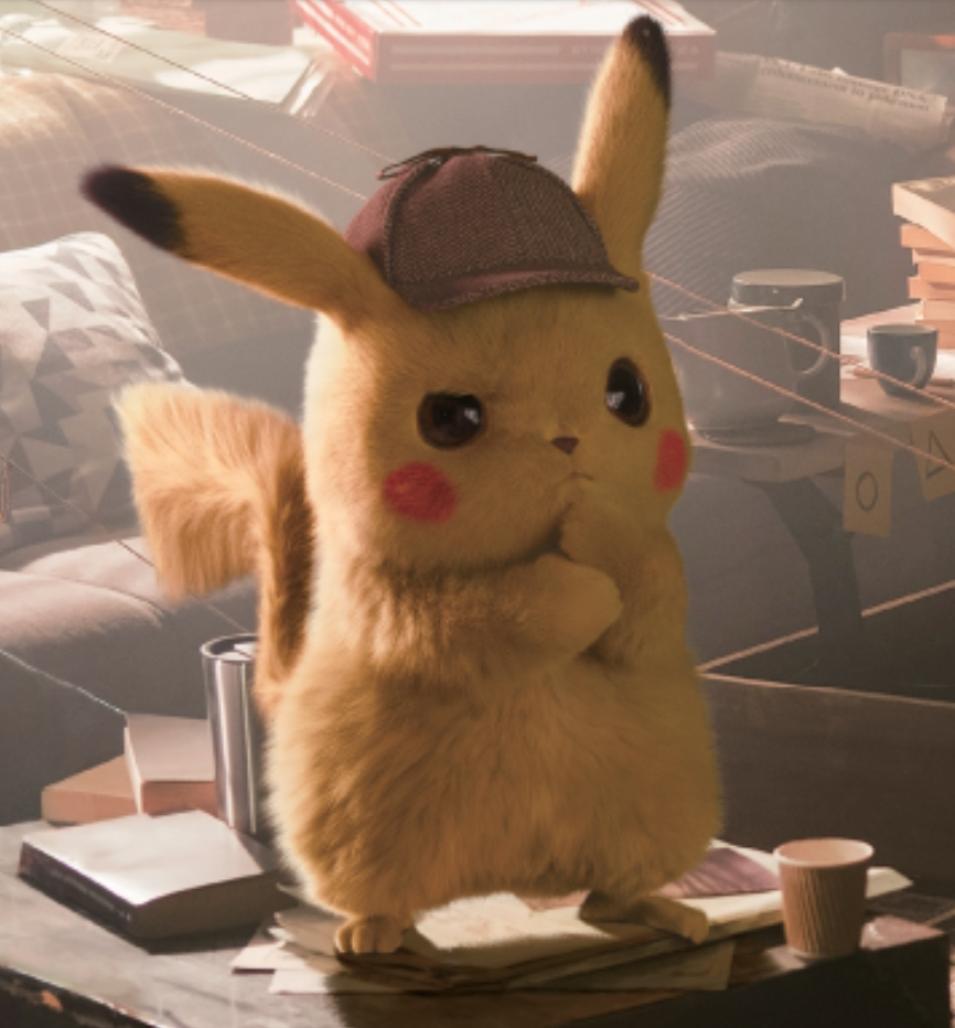 A Closer Look At The Detective Pikachu Movie Designs Through A New